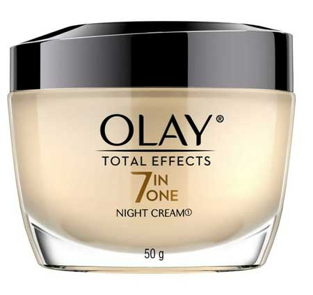 Produk Kosmetik Olay Lengkap - Olay Total Effects 7 in One Anti-ageing Night Cream