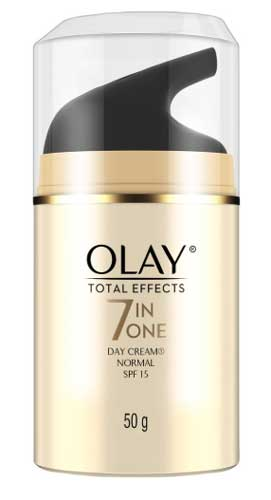Produk Kosmetik Olay Lengkap - Olay Total Effects 7 in One Day Cream Normal SPF