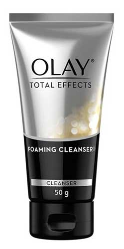 Produk Kosmetik Olay Lengkap - Olay Total Effects 7 in One Foaming Cleanser