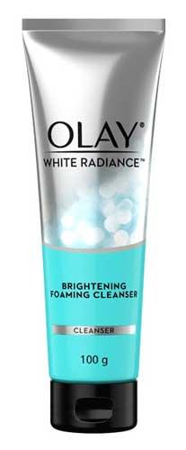 Produk Kosmetik Olay Lengkap - Olay White Radiance Brightening Foaming Cleanser