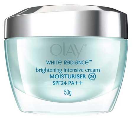 Produk Kosmetik Olay Lengkap - Olay White Radiance Brightening Intensive Cream SPF 24