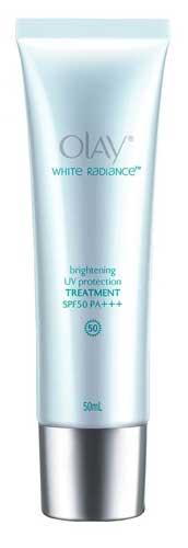 Produk Kosmetik Olay Lengkap - Olay White Radiance Brightening UV Protection SPF 50