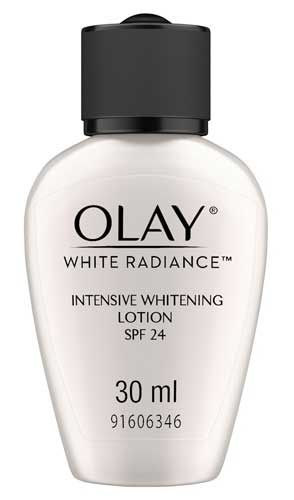Produk Kosmetik Olay Lengkap - Olay White Radiance Intensive Whitening Lotion SPF 24