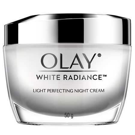 Produk Kosmetik Olay Lengkap - Olay White Radiance Night Whitening Cream