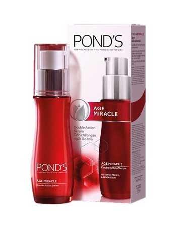 Produk Kosmetik Pond's Lengkap Dengan Harga - Pond's Age Miracle Double Action Serum