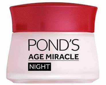 Produk Kosmetik Pond's Lengkap Dengan Harga - Pond's Age Miracle Night Cream