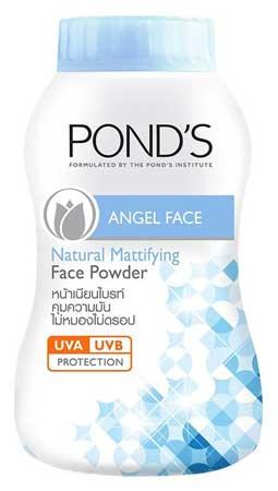 Produk Kosmetik Pond's Lengkap Dengan Harga - Pond's Angel Face Natural Mattifying Face Powder