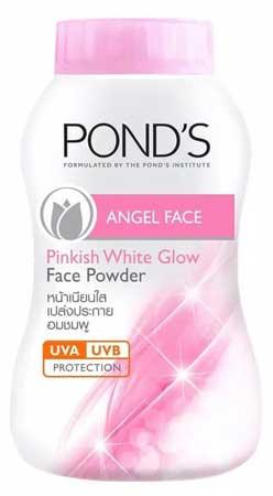 Produk Kosmetik Pond's Lengkap Dengan Harga - Pond's Angel Face Pinkish White Glow Face Powder