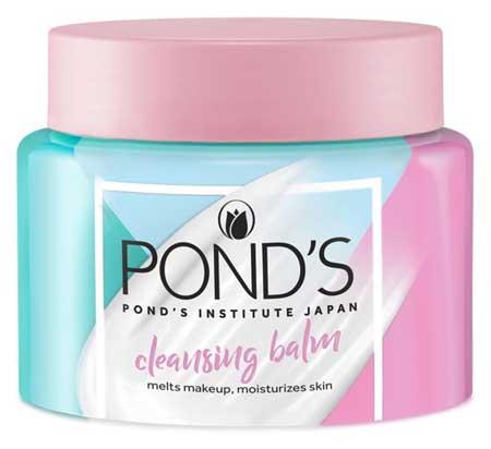 Produk Kosmetik Pond's Lengkap Dengan Harga - Pond's Cleansing Balm