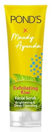 Produk Kosmetik Pond's Lengkap Dengan Harga - Pond's Exfoliating Kiwi Facial Scrub