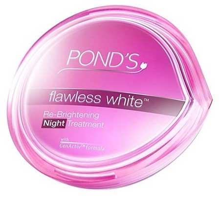 Produk Kosmetik Pond's Lengkap Dengan Harga - Pond's Flawless White Brightening Night Cream