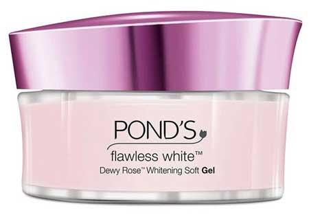 Produk Kosmetik Pond's Lengkap Dengan Harga - Pond's Flawless White Dewy Rose Whitening Soft Gel