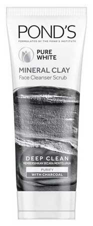 Produk Kosmetik Pond's Lengkap Dengan Harga - Pond's Pure White Mineral Clay