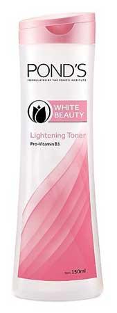 Produk Kosmetik Pond's Lengkap Dengan Harga - Pond's White Beauty Lightening Toner