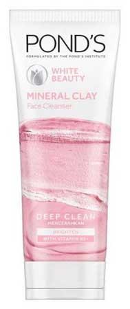 Produk Kosmetik Pond's Lengkap Dengan Harga - Pond's White Beauty Mineral Clay