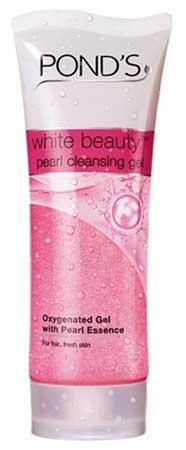 Produk Kosmetik Pond's Lengkap Dengan Harga - Pond's White Beauty Pearl Cleansing Gel