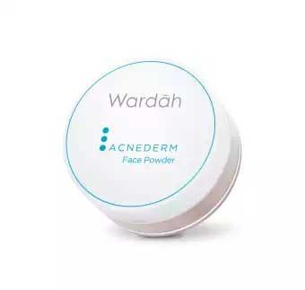 Produk Kosmetik Wardah Lengkap Dengan Harganya - Acnederm Face Powder