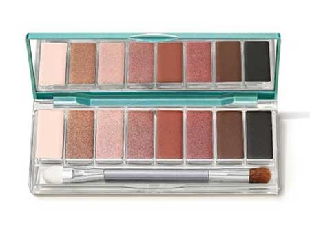 Produk Kosmetik Wardah Lengkap Dengan Harganya - Exclusive Eyeshadow Palette