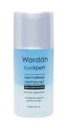 Produk Kosmetik Wardah Lengkap Dengan Harganya - Eye and Lip Makeup Remover