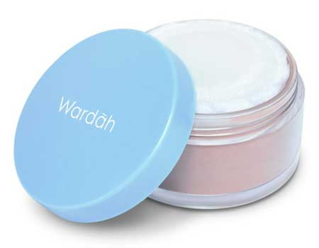 Produk Kosmetik Wardah Lengkap Dengan Harganya - Lightening Loose Powder