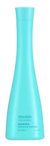 Produk Kosmetik Wardah Lengkap Dengan Harganya - Nature Daily Seaweed Balancing Cleanser