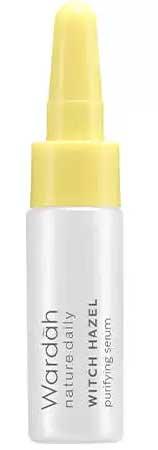 Produk Kosmetik Wardah Lengkap Dengan Harganya - Nature Daily Witch Hazel Purifying Serum