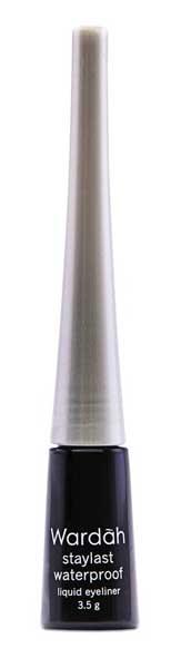 Produk Kosmetik Wardah Lengkap Dengan Harganya - Staylast Liquid Eyeliner