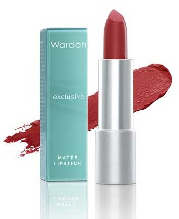 Produk Kosmetik Wardah Lengkap Dengan Harganya - Wardah Exclusive Matte Lipstick