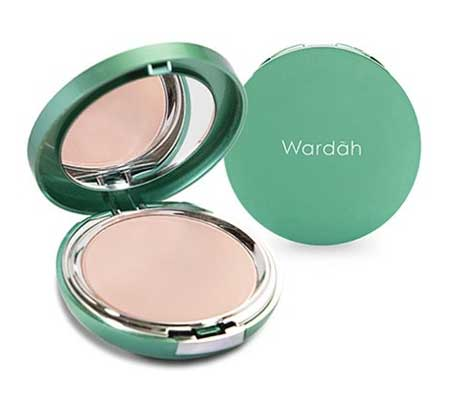 Produk Kosmetik Wardah Lengkap Dengan Harganya - Wardah Exclusive Two Way Cake