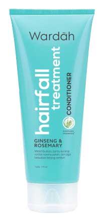 Produk Kosmetik Wardah Lengkap Dengan Harganya - Wardah Hairfall Treatment Conditioner