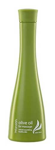 Produk Kosmetik Wardah Lengkap Dengan Harganya - Wardah Olive Oil For Massage