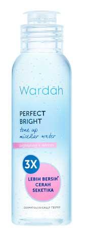 Produk Kosmetik Wardah Lengkap Dengan Harganya - Wardah Perfect Bright Micellar Water