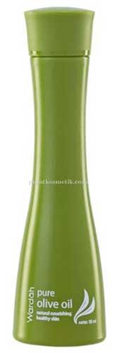 Produk Kosmetik Wardah Lengkap Dengan Harganya - Wardah Pure Olive Oil
