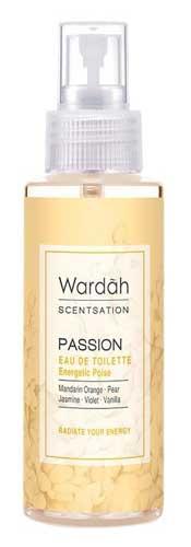 Produk Kosmetik Wardah Lengkap Dengan Harganya - Wardah Scentsation Body Mist Passion