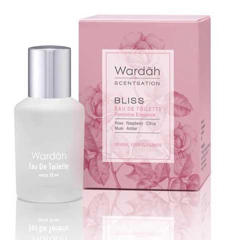 Produk Kosmetik Wardah Lengkap Dengan Harganya - Wardah Scentsation Eau de Toilette Bliss