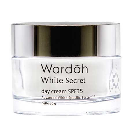 Produk Kosmetik Wardah Lengkap Dengan Harganya - Wardah White Secret Day Cream