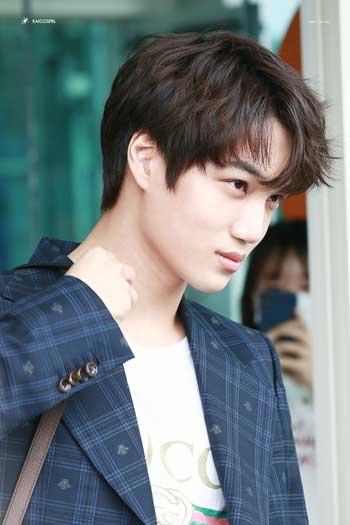 Profil Kai EXO