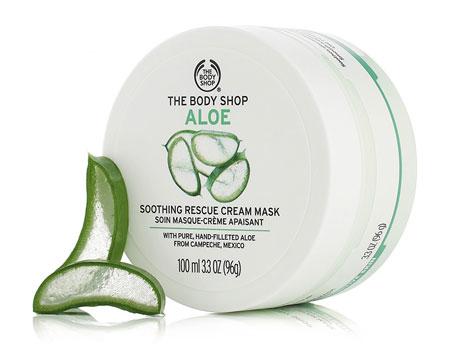 Masker Aloe Vera Bagus