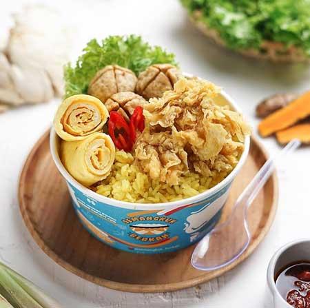 Rekomendasi Rice Bowl Paling Enak Di Surabaya - Semangkuk Berkah Surabaya