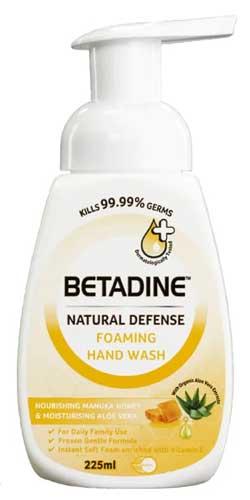 Sabun Cuci Tangan Yang Bagus - Betadine Manuka Honey Hand Wash