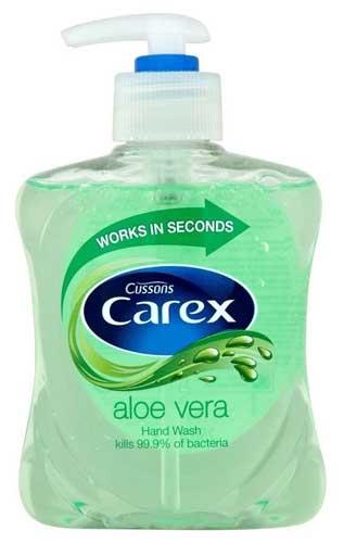 Sabun Cuci Tangan Yang Bagus - Cussons Carex Aloe Vera Hand Wash