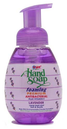 Sabun Cuci Tangan Yang Bagus - Yuri Hand Soap Foaming Premium Antibacterial