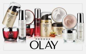 Produk Olay lengkap dengan harga
