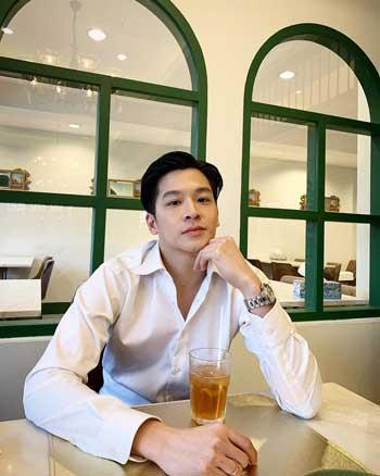 Aktor Thailand Paling Ganteng - Chutavuth Pattarakampol
