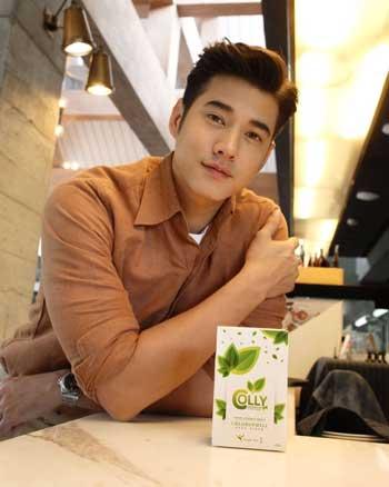 Aktor Thailand Paling Ganteng - Mario Maurer