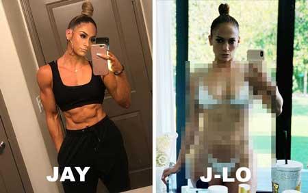 Binaragawati-Kembaran-Jennifer-Lopez-Ini-Bernama-Janice-Garay