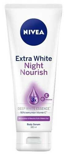 Body Lotion Nivea Yang Bagus - Nivea Night Nourish Lotion