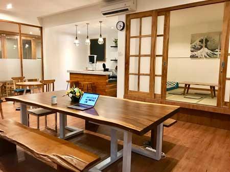 Coworking Space di Bali - Biliq Bali