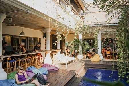 Coworking Space di Bali - Dojo Bali