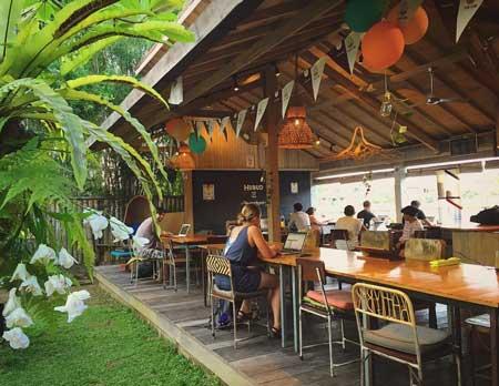 Coworking Space di Bali - Hubud Bali
